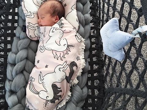 Poduszka Baby Pillow 100% Bamboo 20x30cm