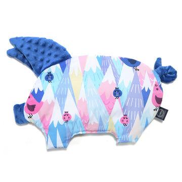 PODUSIA SLEEPY PIG - MILI VANILI - ELECTRIC BLUE