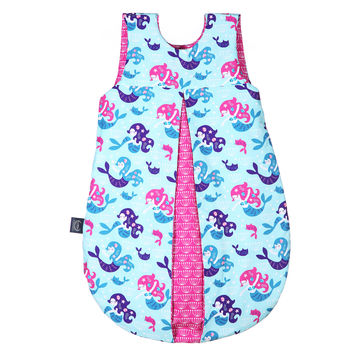 "SLEEPING BAG ""S"" - PINKY MERMAID"