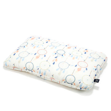 BAMBOO BED PILLOW - 40x60cm - DREAM CATCHER WHITE