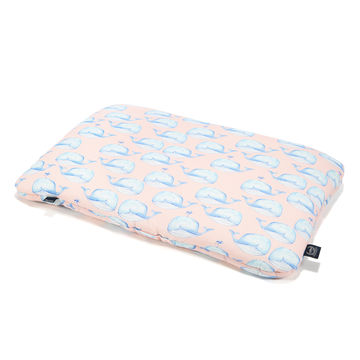 BAMBOO BED PILLOW - 40x60cm - PINK MOBY