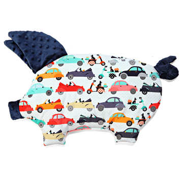 PODUSIA SLEEPY PIG - LA MOBILE - NAVY