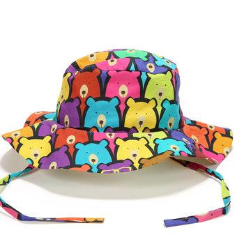 SAFARI HAT - JELLY BEARS