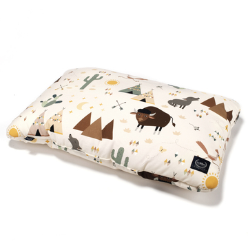 BED PILLOW - 40x60cm - BUFFALO