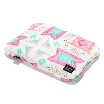 BABY BAMBOO PILLOW - BOHO CANDY KISS