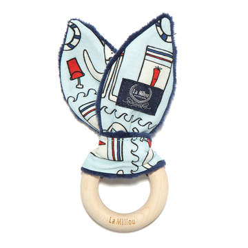WOODY BUNNY - BEACH BUDDY - NAVY