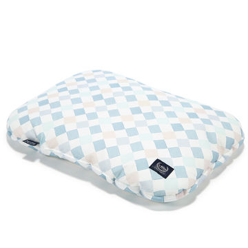 MID PILLOW - 30x40 - LA MILLOU FAMILY CHESSBOARD