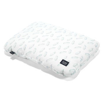 MID PILLOW - 30x40 - PLUME CATCHER WHITE