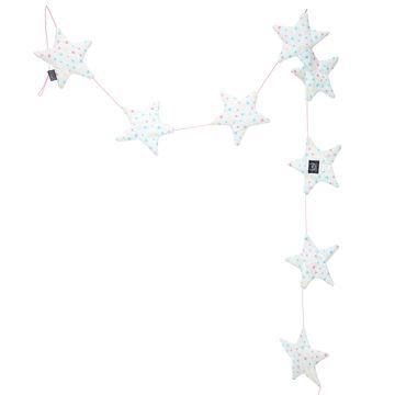 GIRLANDA STARDUST - RAINBOW STARS GIRL