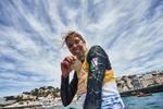 Źródło: PZŻ,Zofia Noceti-Klepacka ze złotym medalem mistrzostw Europy w klasie RS:X