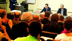 Minister Witold Bańka otworzył konferencję w Spale