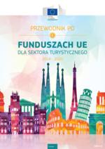 Okładka przewodnik po funduszach UE dla sektora turystycznego 2014 - 2020