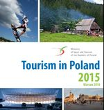"leaflet ""Tourism in Poland 2015"""