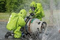 Szkolenie specjalistyczne w zakresie ratownictwa chemicznego i ekologicznego.