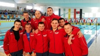 Mistrzostwa Polski Strażaków w Pływaniu 2014