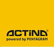Pentagram logo