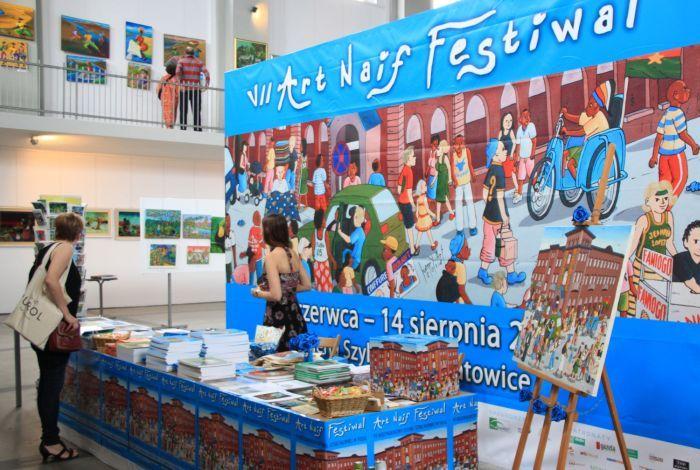 Art Naif Festival Katowice