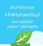 Przejdź na EkoFakturowanie bądź ekologiczny i oszczędzaj na każdej wysłanej fakturze