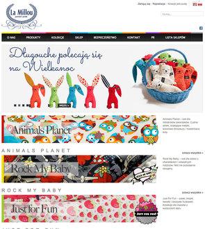 La Millou - produkty dla dzieci