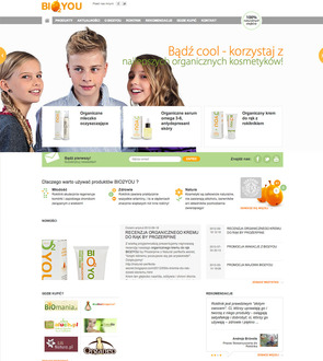 Bio2You - kosmetyki organiczne z Rokitnikiem