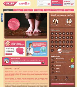 Aurelka - sklep z obuwiem dla dzieci