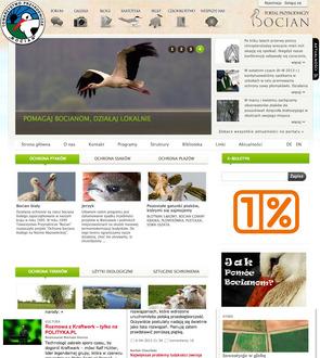 Portal Przyrodniczy Bocian
