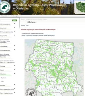 Regionalna Dyrekcja Lasów Państwowych w Olsztynie