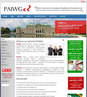 Portal Polsko-Austriackiej Inicjatywy Współpracy Gospodarczej