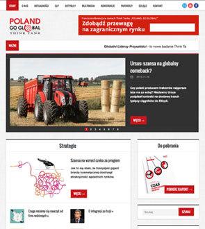 POLAND, GO GLOBAL