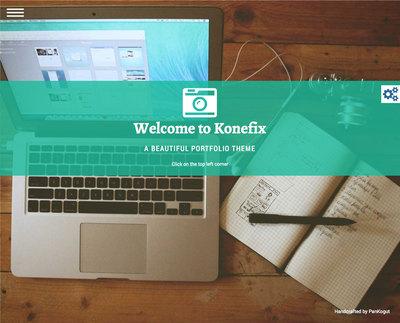 Konefix-responsive-onepage