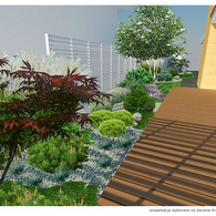 Ogród stylizowany