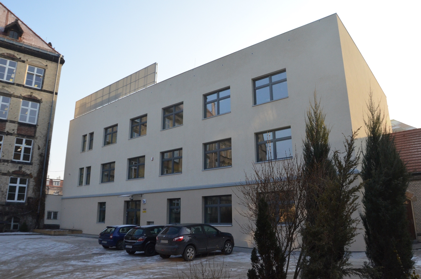 Budynek IRT