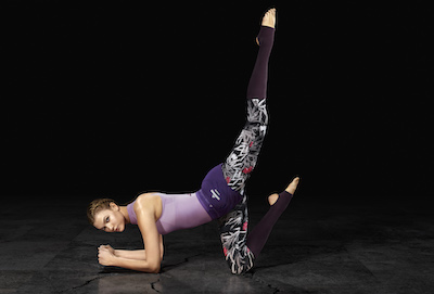 Karlie Kloss for Adidas. Beauty and Sport