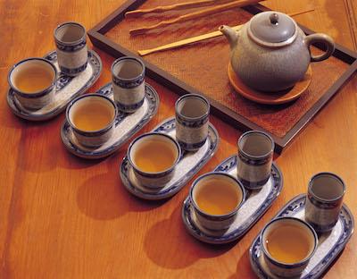 HARMONIZE YOUR BODY, MIND, AND SPIRIT, WITH TEA!